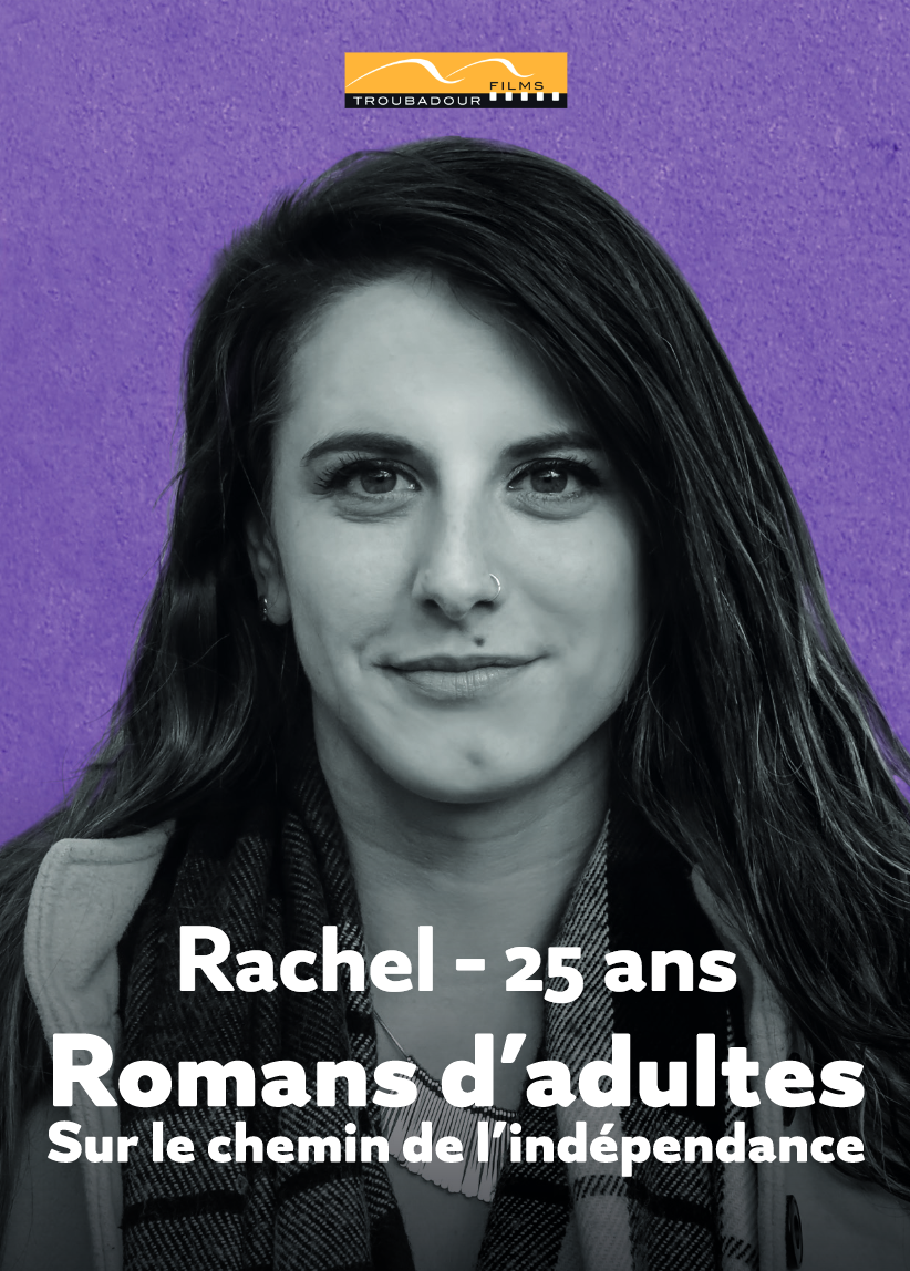 Rachel, Romans d'adultes